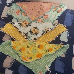 Matilda Jane Baby bibs